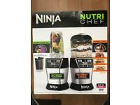 Brand New Ninja Nutri Chef Auto IQ multi blender
