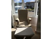 Nursing & Rocking Chair - immaculate condition