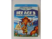 ICE AGE 3 Dawn of the Dinosaurs Blu-Ray