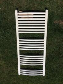 Towel bathroom radiator