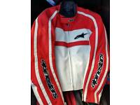 Alpinestar textile motorbike jacket
