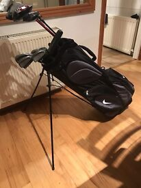 Golf Clubs with Bag / stand