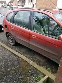 2003 Renault scenic 1.6 petrol