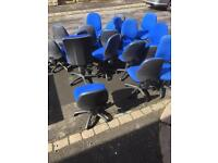 Office chairs over 20 available matching
