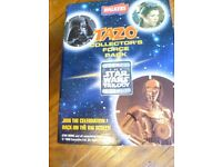 1996 Walkers TAZO Collectors Force Pack - The Star Wars Trilogy SPECIAL EDITION