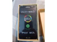 SAMSUNG NOTE 3 BLACK 32GB UNLOCKED BOXED PHONE