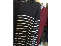 XL Ralph Lauren striped jumper BRAND NEW