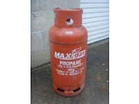 19kg Empty Propane Gas bottle FREE DELIVERY
