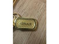 Versace chain - brand new