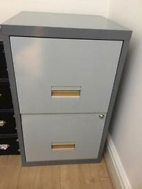 Filing cabinet with free files