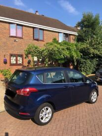 Ford B-Max 1.5 TDCI Zetec, Immaculate interior and exterior Low Milage and Full service History!