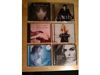 12 classical/opera crossover albums