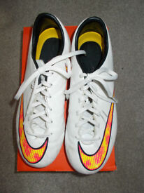 Nike Mercurial Football Boots - Size 5.5 UK