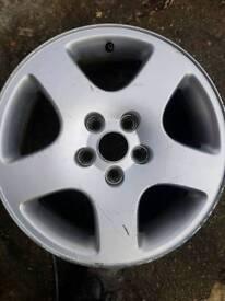 Audi 16 inch rim