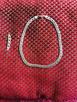 17 inch Silver Chainw/ 2i inch extension for Sale