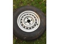 Wheel & tyre