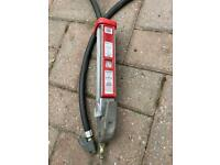 Sealey tyre inflater air line gauge