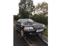 VOLVO S40 18i. BREAKING SPARES ONLY