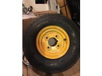 Trailer Wheels & Tyres