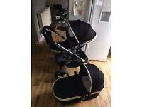Icandy peach 3 Pram pushchair