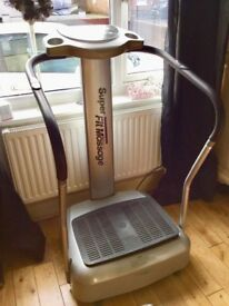 Vibrating Slim Massage Machine Prestige fitness