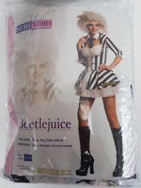 Womens beetlejuice costume