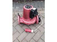 USED Grundfos upc 80-120 , was working when came out of school . 2 remaining sold as seen