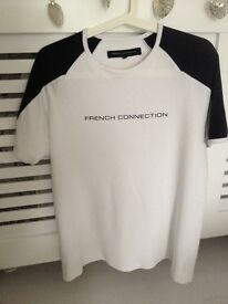 French Connection size medium t shirt
