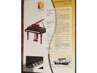 Viscount Concerto 500 digital piano