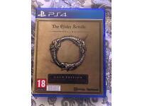 ELDER SCROLLS ONLINE (ESO) - GOLD EDITION PS4