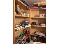 1 ikea billy bookcase