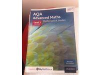 AQA Level 3 Core Mathematics Textbook - New Course