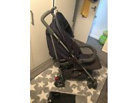Silvercross reflex pushchair