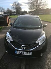 Nearly new Nissan Note 1.5 Accenta Style Pack Diesel