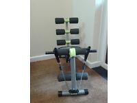 Wondercore II 10 in 1 Fitness Machine Bargain at £75 O.N.O