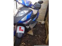 Lexmoto gladiator 125 scooter 2015 good reliable bike
