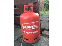 13kg Propane Tank - Calor Gas