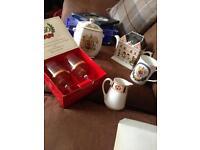 Teapots,jug