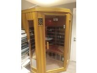 HELO 3 PERSON INFRARED SAUNA