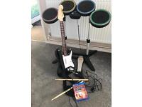 Rock band 4 PS4 band in a box