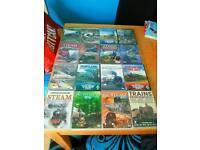Steam Engine dvds Job Lot 16 In Total.