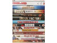 DVDs job lot 4. ~49 DVDs for £15. Bargain!