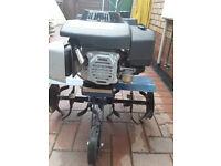 Petrol Garden Tiller Powrfull 4 Stroke Engine