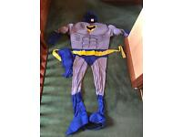 Escapade Batman costume (adults, large)