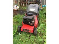 Petrol lawnmower spares or repair £20 basket included