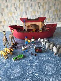 PlayMobil Noah's Ark Set