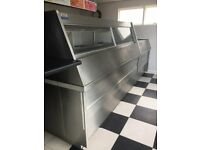 Florigo Frying Range immaculate
