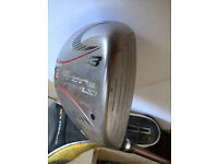 COBRA SPEED LD F #3 WOOD / 15 DEGREE / REGULAR ALDILA NV 55g GRAPHITE