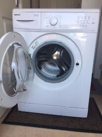 BEKO 5kg Washing Machine, AA Class, 1000 rpm! Good and clean condition! Free delivery in Bristol!