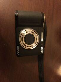 Nikon digital camera - Coolpix P60 5x zoom